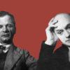 Михаил Лифшиц и Андрей Платонов